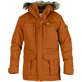 Fjällräven Yupik Parka Men, autumn leaf